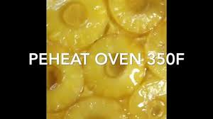 vegan pineapple upside down cake low fat gluten free youtube