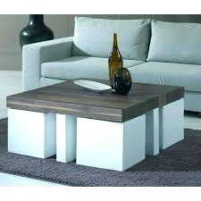 sofa table with stools underneath sofa table with stools underneath console table with ottomans