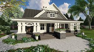 craftsman home plan house plan 42653 at familyhomeplans