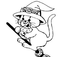 imagenes de halloween tiernas para colorear resultado de imagen de dibujos de gatos tiernos para colorear