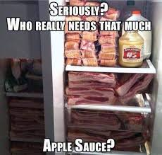 Funny Bacon Meme - that is a lot of bacon imgur