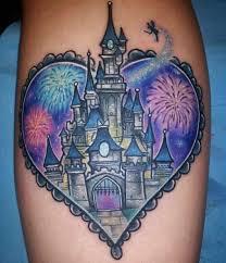 best 25 disney castle tattoo ideas on pinterest disney tattoos