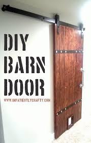 How To Build Barn Doors Sliding 35 Diy Barn Doors Rolling Door Hardware Ideas Diy Barn Door