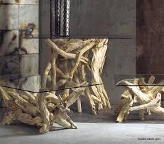 home design decorative driftwood table base coffee decor