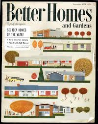 House Plans Magazine by House Plans Better Homes And Gardens Five Star Homes For 1952 No