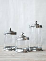 kitchen canisters glass glass canister sets kitchen canister sets water distiller