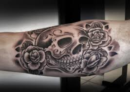 30 horrible skull tattoo designs cssdive
