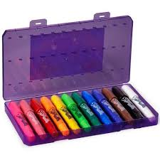 mr sketch scented twistable gel crayons assorted colors pack of