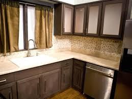 Kitchen Backsplash Dark Cabinets Interior Design 19 Kitchen Backsplash Ideas For Dark Cabinets