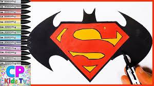 logo of batman and superman coloring pages 34 batman and superman