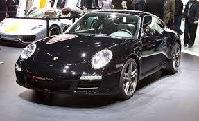 Porsche 911 Black - porsche 911 black gallery moibibiki 14
