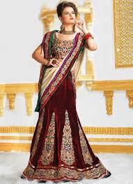 new latest velvet design indian pakistani wedding bridal lehanga
