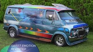 custom dodge vans emotion 1975 custom dodge revisited