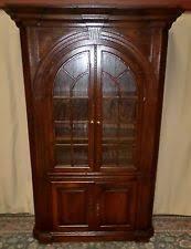 Curio Cabinets Richmond Va Traditional Antique Cabinets Ebay