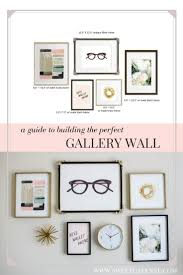 using a gallery wall to inspire home office decor