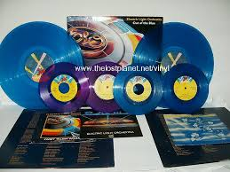 electric light orchestra eldorado lost planet cool vinyl page