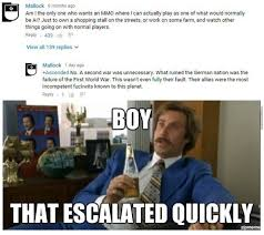 Boy That Escalated Quickly Meme - boy that escalated quickly by lovepixels meme center