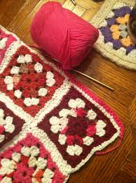Holiday Table Runners by Finished Crochet Projects Valentine U0027s Day Table Runner
