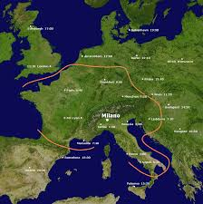 Amsterdam Map Europe by File Milan Europe Train Map Gif Wikimedia Commons