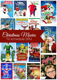 christmas movies on tv full holiday movie schedule