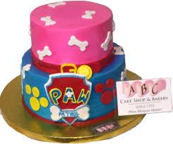 1939 paw patrol cake abc cake shop u0026 bakery