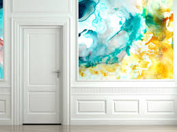Watercolor Wallpaper For Walls by Mod Design Guru Fresh Ideas Cleverly Modern Design Watercolor