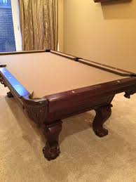 Used Pool Table by Imperial Billiards Lincoln Pool Table 7 U0027 Sold Sold Used Pool