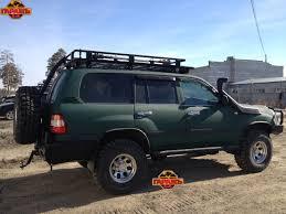 lexus gx luggage rack силовой обвес kdt toyota land cruiser 105 мт 35