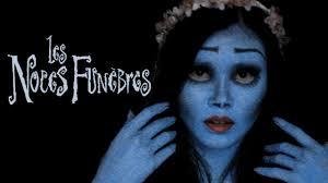 deguisement noces funebres halloween 2015 les noces funèbres emily corpse bride youtube