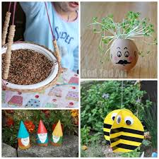 Craft Ideas For The Garden Kid S Garden Crafts 28 Creative Ideas For The Ones