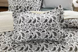 Black And White Paisley Duvet Cover Black And White Paisley Duvet Cover Sweetgalas