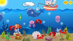 mimi apk mimi fishing baby apk free educational for
