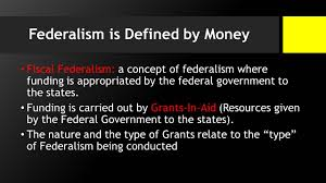 fiscal federalism ppt download