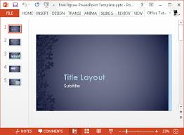 free puzzle pieces powerpoint template
