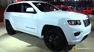 white jeep wallpaper 2015 jeep grand cherokee altitude exterior and interior