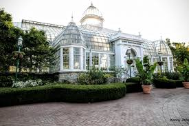 Botanic Garden Mansion Palm House Franklin Park Conservatory And Botanical Gardens