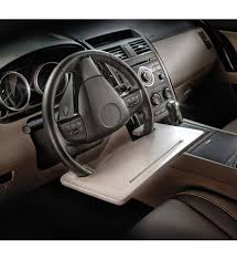 Auto Office Desk It Is Easy To Type Write Or Eat In Your Car When You The