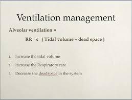 ventilation basics broome docs