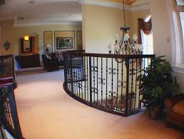 Home Interior Railings Interior Railings Custom Designed Railings