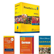 rosetta stone hungarian rosetta stone german language learning bundle educational software