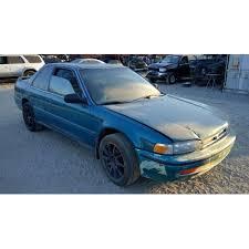 1992 honda accord parts car blue with grey interior 4 cylinder