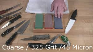 Sharpening Ceramic Kitchen Knives Sharpening Ceramic Knives With Dmt