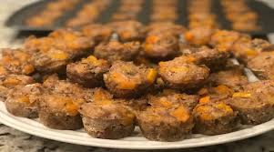 paleo thanksgiving in a muffin