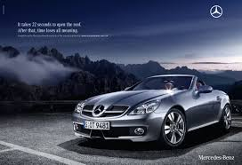 car ads 2016 mercedes benz slk class
