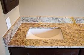 Granite Bathroom Vanity by Master Bathroom Vanity With Cherry Cabinets