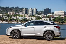 lexus rx 350 reviews uk 2016 lexus rx 350 f sport is cohesive insanity review
