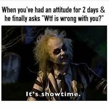 Beetlejuice Meme - dead chicks are cool on twitter it s showtime https t co