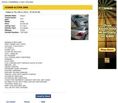 nissan armada for sale qatar living used car racketeering takes resident for a ride in qatar