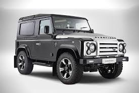 land rover defender 2013 the overfinch defender 40th anniversary edition u2022 design father