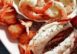 specials menu red lobster seafood restaurants